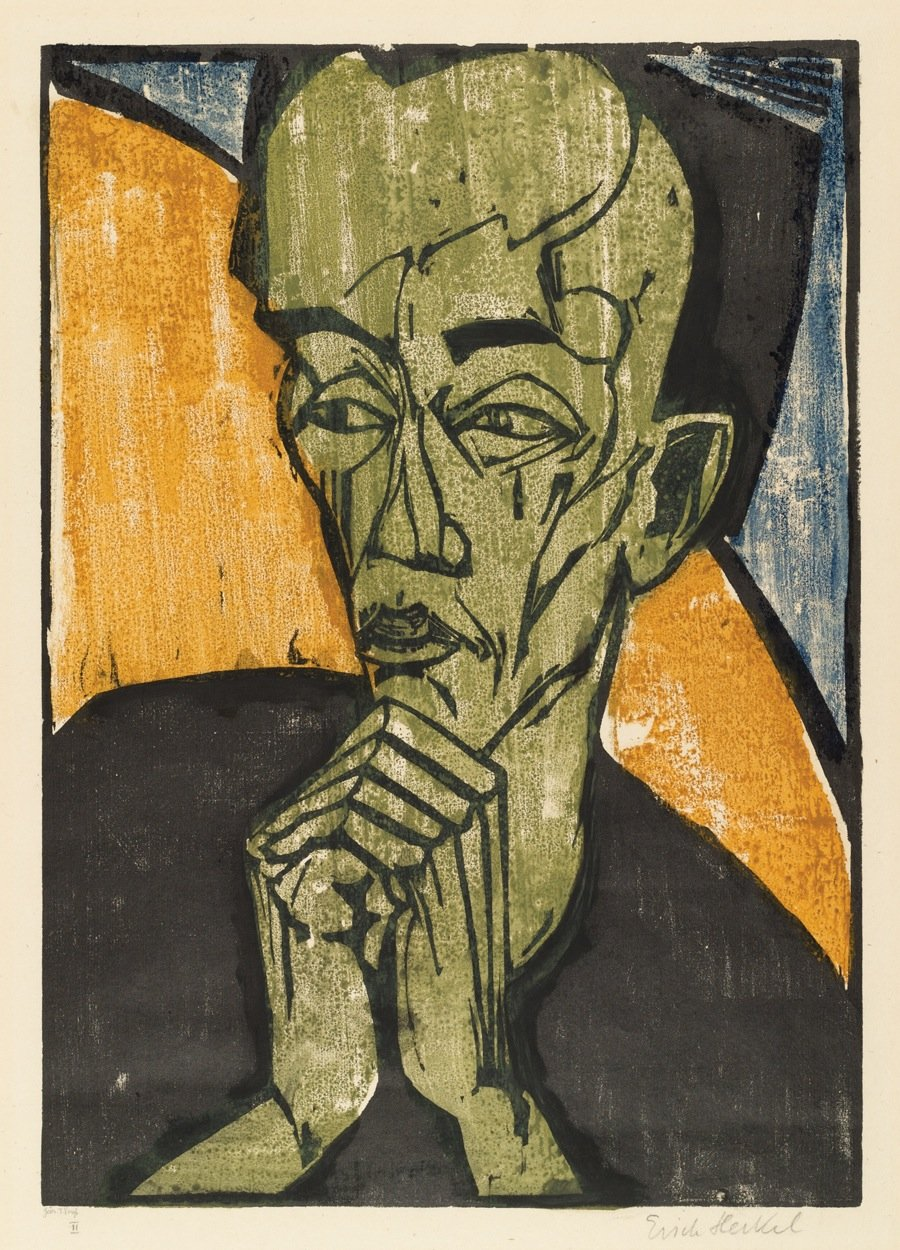 German Expressionism: The Graphic Impulse
