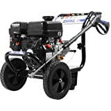 Excell EPW2123100 3100 PSI 2.8 GPM Cold Water 212CC Gas Powered Pressure Washer