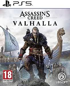 Assassin's Creed Valhalla - Standard Edition (PlayStation 5)