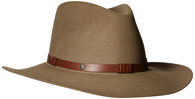 a005b896be4d9 Stetson Men s 5X Catera Fur Felt Cowboy Hat at Amazon Men s Clothing ...