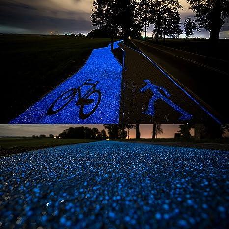 100 pcs piedras luminosas piedras fluorescente, decorativas guijarros para decoración de acuario Fish Tank Grava
