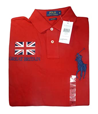 Great Polo Big Pony Lauren Britain Ralph Rougem wkPn0O
