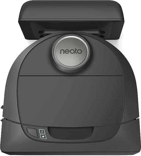 Neato Robotics D502 Connected - aspirador robot con estación de carga, Wi-Fi & App: Amazon.es: Hogar