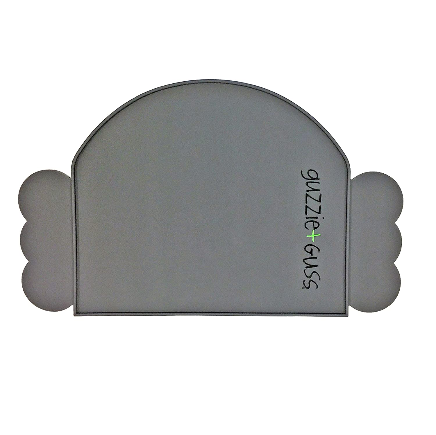 guzzie+Guss Perch Silicone Placemat, Grey GG205GRY