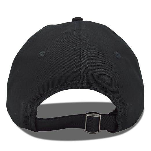 d8a7ab42bc907 Amazon.com: DALIX California Baseball Cap Dad Hat Mens Hats Womens Caps  Black: Clothing