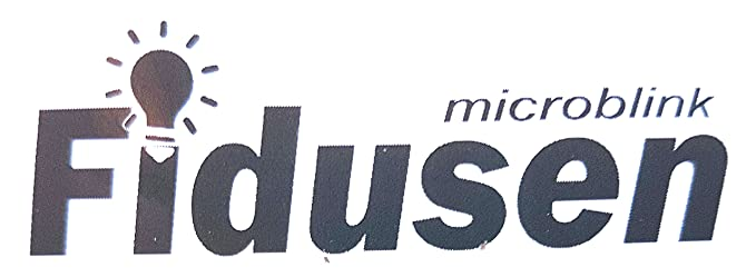 // Custom Painted MJ-Orange Fidusen Miniblinker aus D/änemark in 2,8 gr Sonder-Edition//Farbe