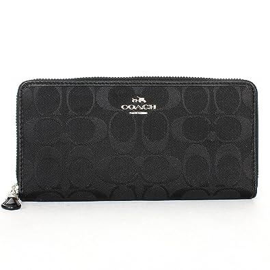 Coach Accordion Zip wallet wokh48T