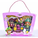 Pinypon - 700012738 - Mini Poupée - Coffret Peter Pan