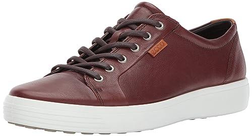 Ecco Soft 7, Zapatillas baja para Hombre: Amazon.es: Zapatos y complementos