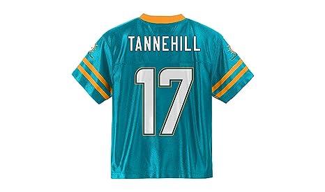 Outerstuff Ryan Tannehill Miami Dolphins  17 Aqua Boys Home Player Jersey  (X-Small 3400706da