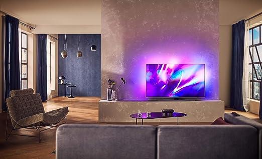 Televisor Philips Ambilight 43PUS8505/12, Smart TV de 43 pulgadas ...