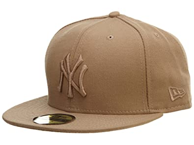 d7e90f3747f Amazon.com  New Era New York Yankees Fitted Hat Mens Style  NYYANKEE03-003  Size  7 3 4  Shoes