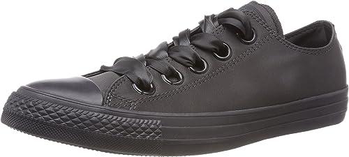 Caballero instante principal  Converse Women's CTAS Big Eyelets OX Sneaker, Black Almost Black Almost  Black 049, 4.5 UK: Amazon.co.uk: Shoes & Bags