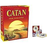 Catan Christmas Bundle: 5th Edition with Scenarios: Santa Claus