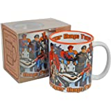 Pop Art Products Retro Boys Toys Mug. Star Wars Thundercats Transformers He Man Gift for him