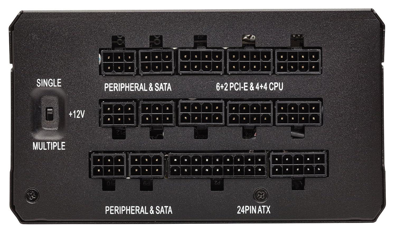 HX1200i 80+ Platinum 1200 Watt Fully Modular Renewed Digital Power Supply CORSAIR HXi Series