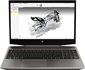 """HP Zbook 15V G5 15.6"""" Mobile Workstation - Core i5 i5-8300H - 8 GB RAM - Turbo Silver - Windows 10 Home 64-bit - in-Plane Switching (IPS) Technology - English Keyboard - Intel Optane Memory Ready"""