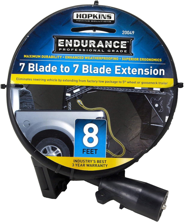 Seven Blade Trailer Wiring