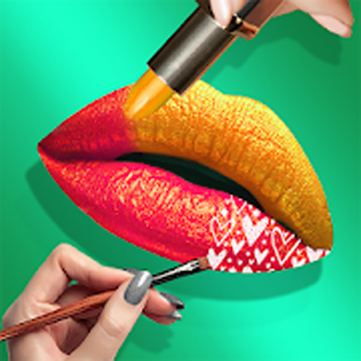 Amazon Com Lip Art 3d Satisfying Lips Asmr Game Appstore For Android