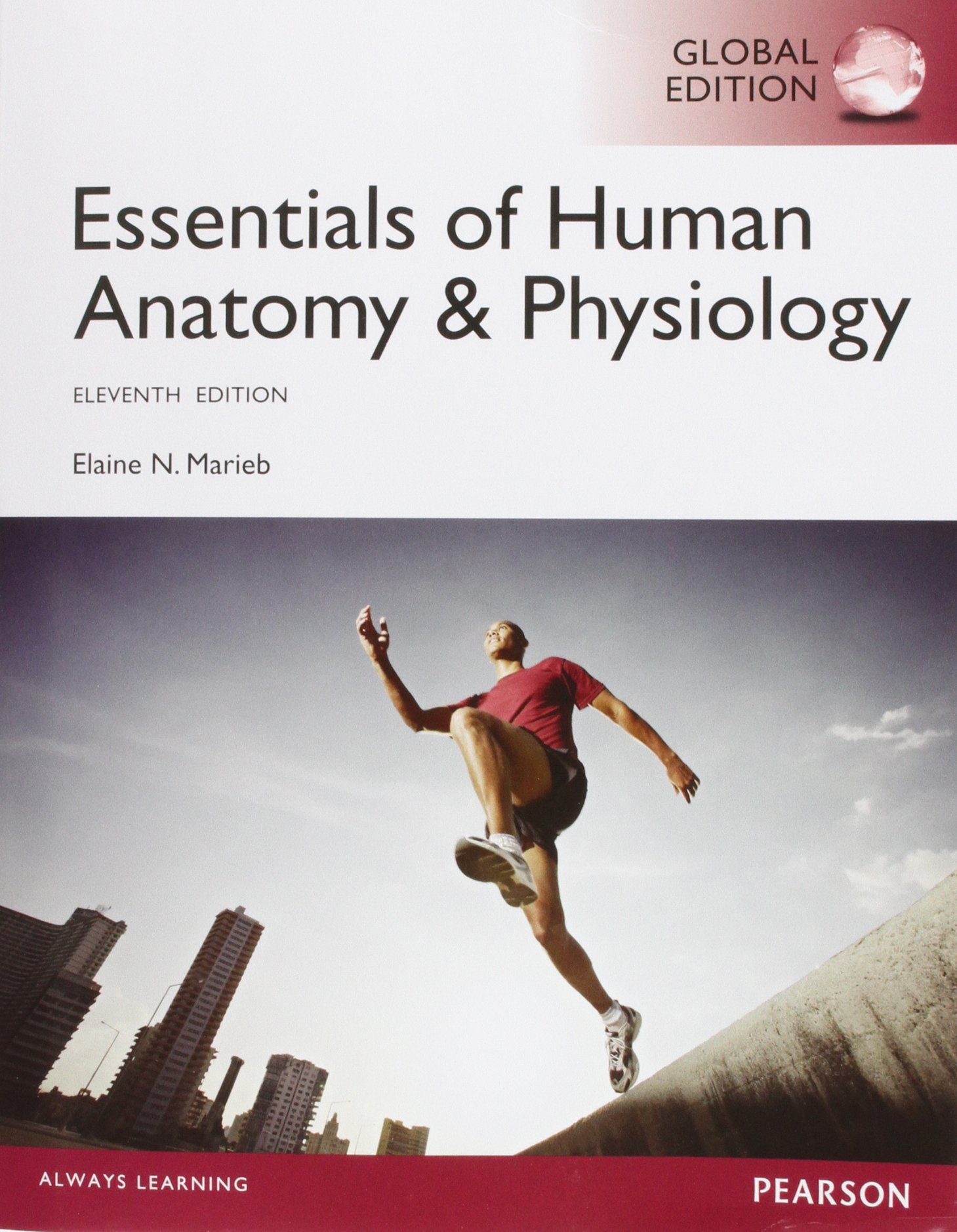 Essentials Of Anatomy And Physiology Marieb 9781292057200 Amazon