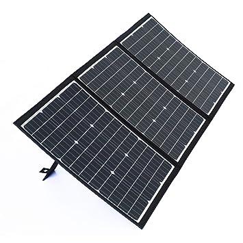 SmartTap 120W ソーラーパネル充電器 PowerArQ Solar 折りたたみ式 太陽光発電 ソーラーチャージャー 高効率ソーラーパネル搭載 MC4 (120W/18V/6.6A)