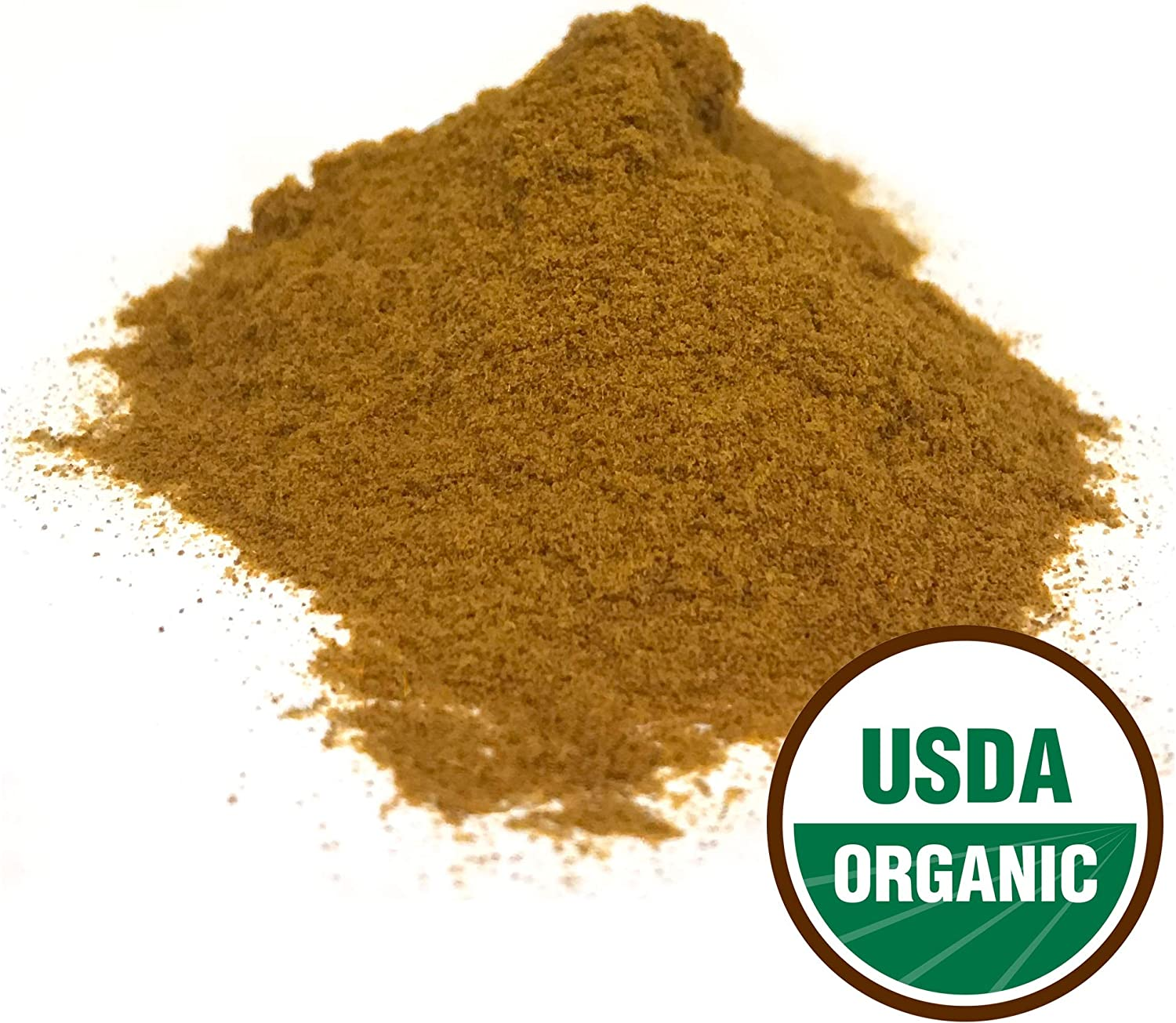 Best Botanicals Organic Rosehips Powder — Wildcrafted Superfood Powder for Blood Pressure and Heart Health — Natural Organic Vitamins — 16 oz