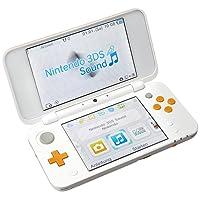 Nintendo New 2DS XL Weiß/Orange (2DS)