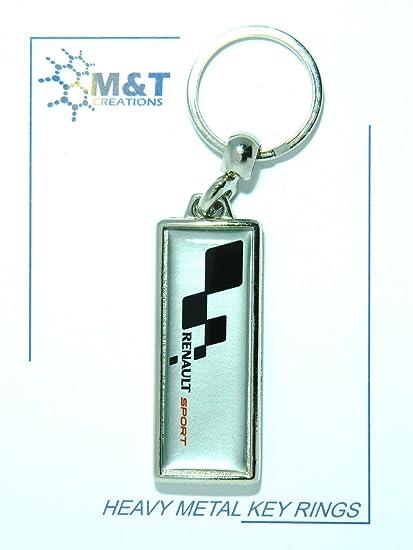 MT Heavy Metal Llavero un Lado medallón Insertar 3D plástico ...