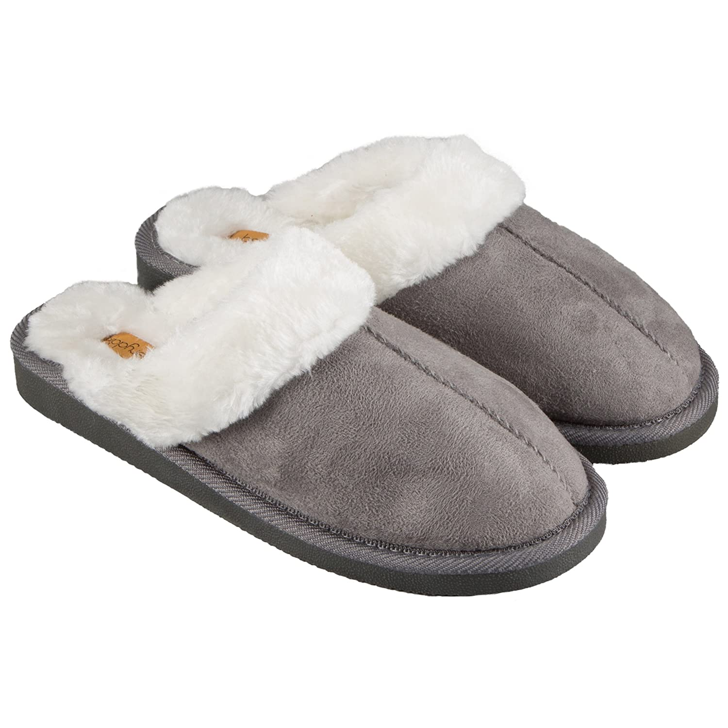 353ff0bb9 Berydale Women s Slippers with Cozy Lining  Amazon.co.uk  Shoes   Bags