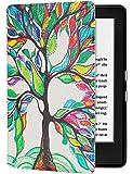 Capa Case Novo Kindle 8a Geração WB Auto Liga/Desliga - Ultra Leve Árvore