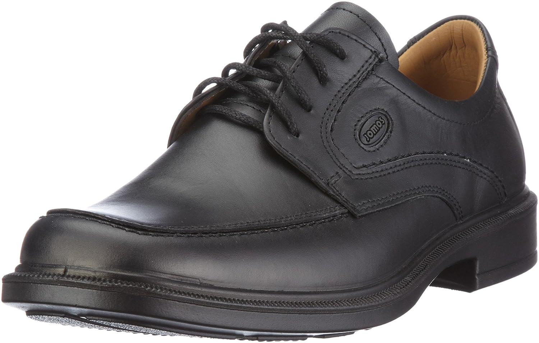 TALLA 48 EU. Jomos Strada 1 204203 23 - Zapatos de Cordones de Cuero para Hombre
