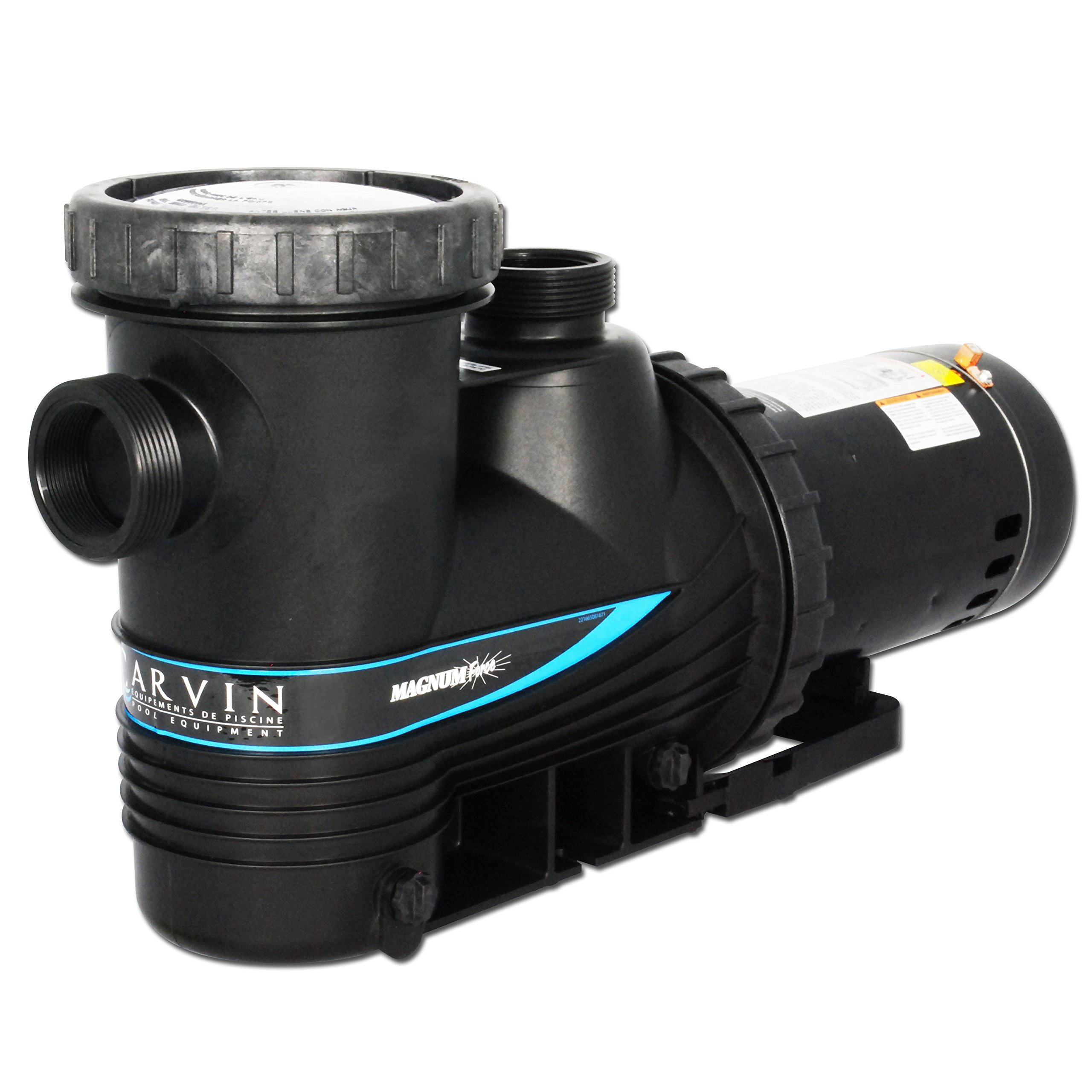 Carvin Magnum Force 2 HP In Ground Swimming Pool Pump by Carvin