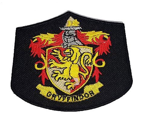 Gryffindor Harry Potter Wiki León escudo del profesor McGonagall cabeza para el valiente y bold ...