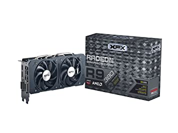 XFX Video Card Graphics Cards R9-380P-2DB5