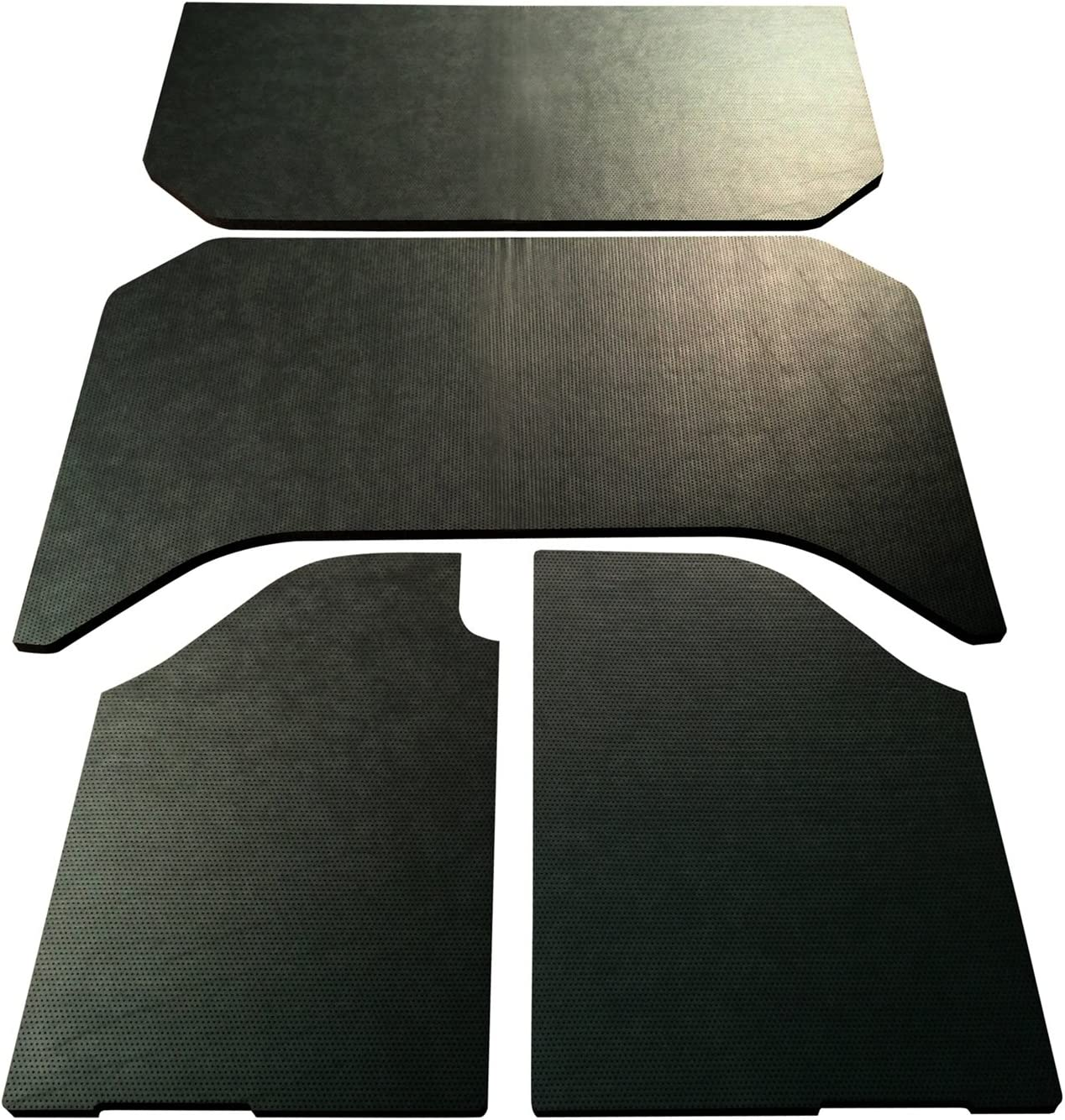 Rubber D/&D PowerDrive 10051597 GMC General Motors Corp Replacement Belt
