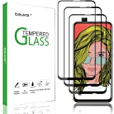 (3 Pack) Beukei Compatible for Huawei Y9 Prime 2019 / P Smart Z/Honor 9X Screen Protector Tempered Glass,Full Screen Coverage