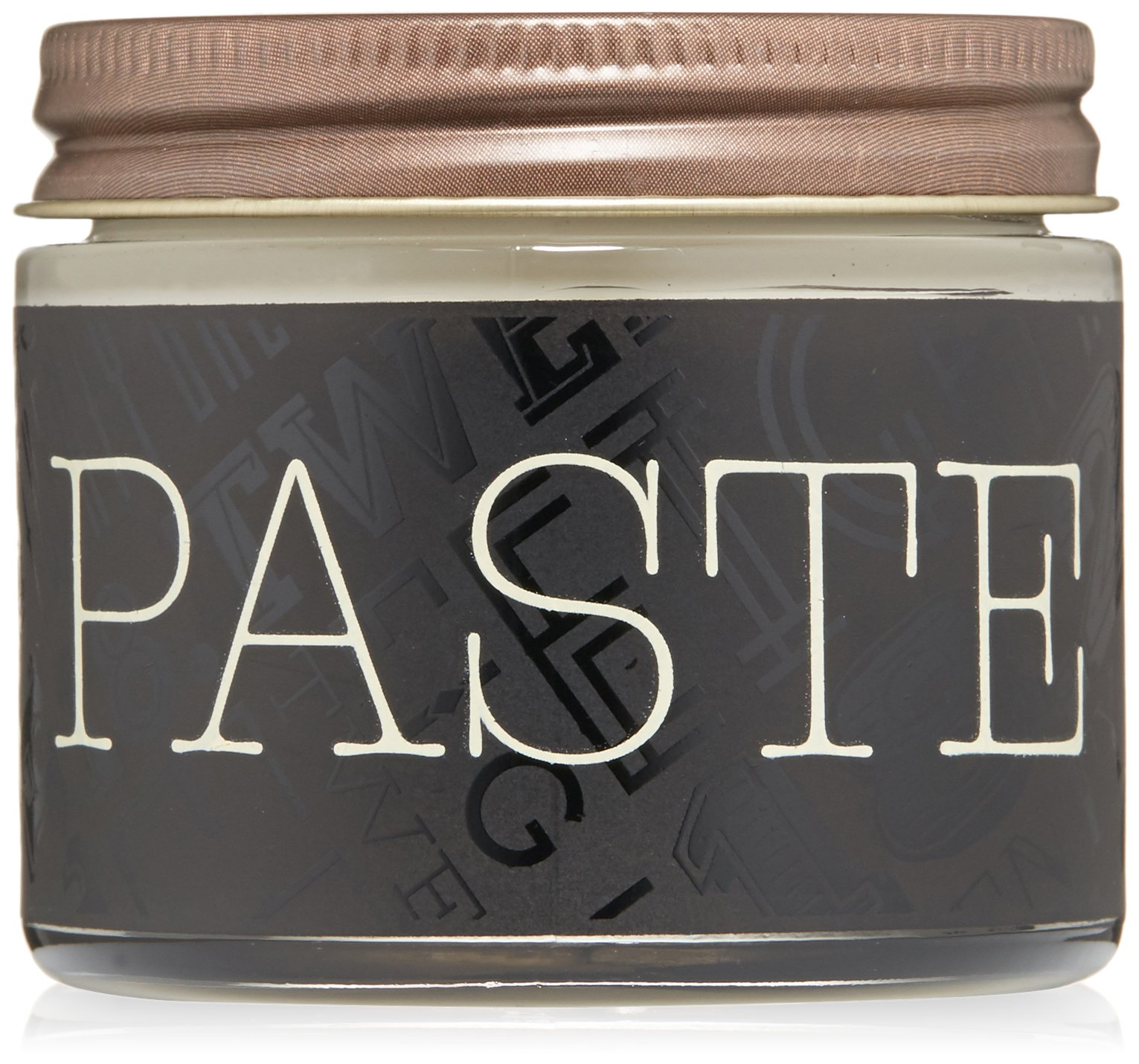 18.21 Man Made Hair Paste Pomade with Natural Shine Finish for Men, Sweet Tobacco, 2 oz by 18.21 Man Made
