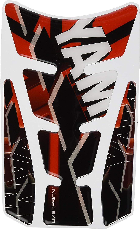 Puig 4722R Protector de deposito, Color Rojo y Negro: Amazon.es: Coche y moto