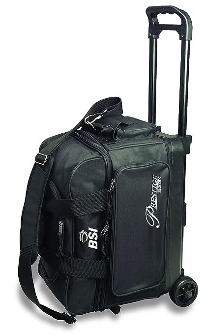 d23fb4429e Amazon.com   BSI Prestige Series Double Ball Roller Bag (Black ...