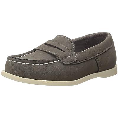 Carter's Kids' Simon4 Boy's Slip-on Boat Shoe Loafer
