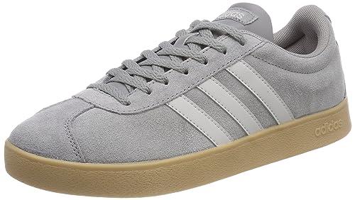 Adidas VL Court 2.0, Zapatillas de Gimnasia para Hombre