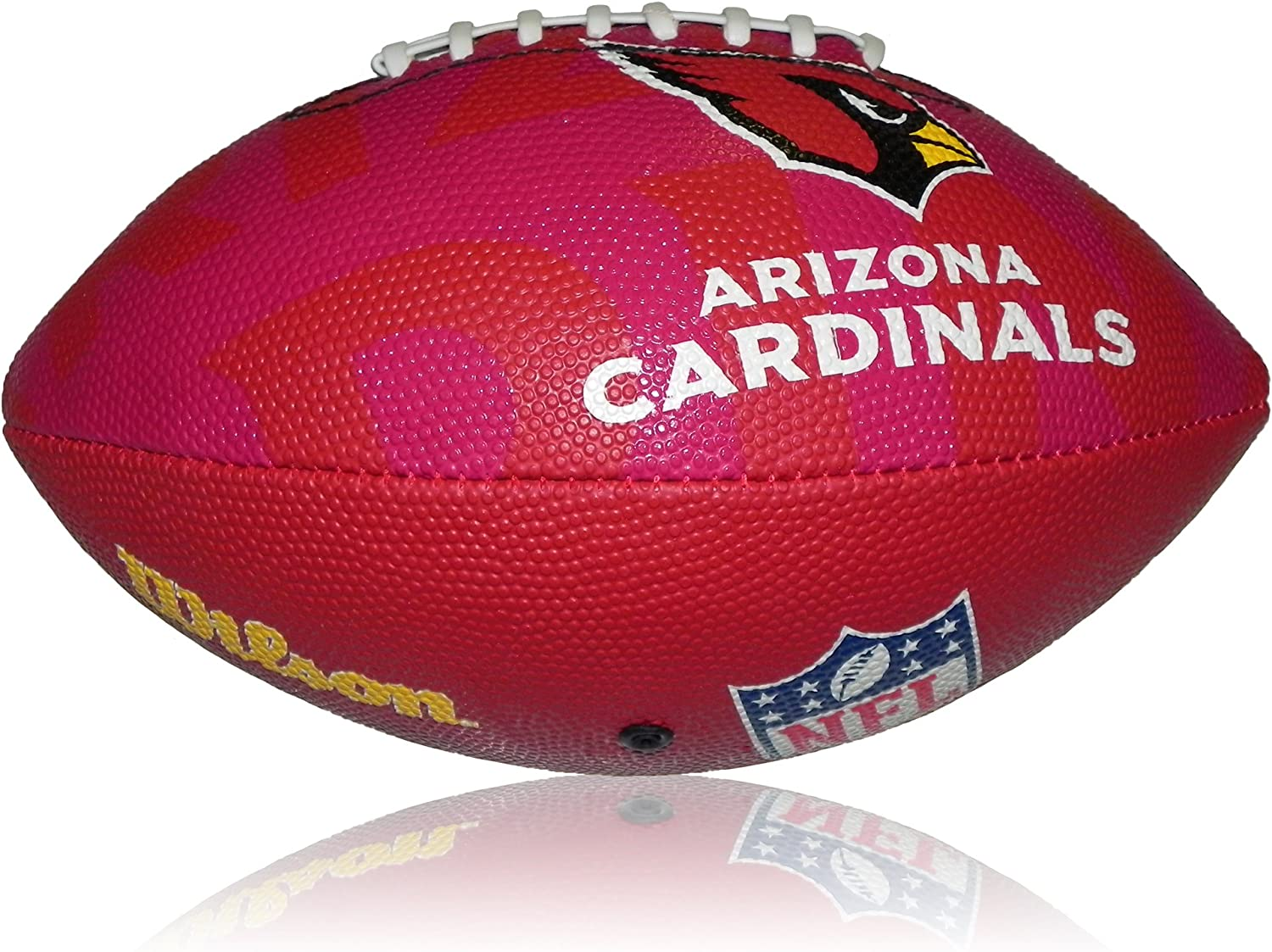 Wilson Football NFL Junior Arizona Cardinals Logo - Balón de ...
