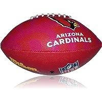 Wilson Football NFL Junior Arizona Cardinals Logo