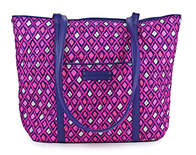 9dd461da05a Image Unavailable. Image not available for. Color  Vera Bradley Small  Trimmed ...