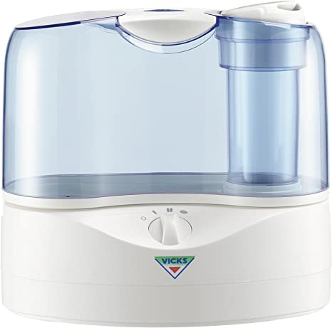 Vicks Ultrasonic Humidifier Mini VE5520