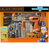 Black And Decker Junior 24 Piece Tool Set (Window Box)