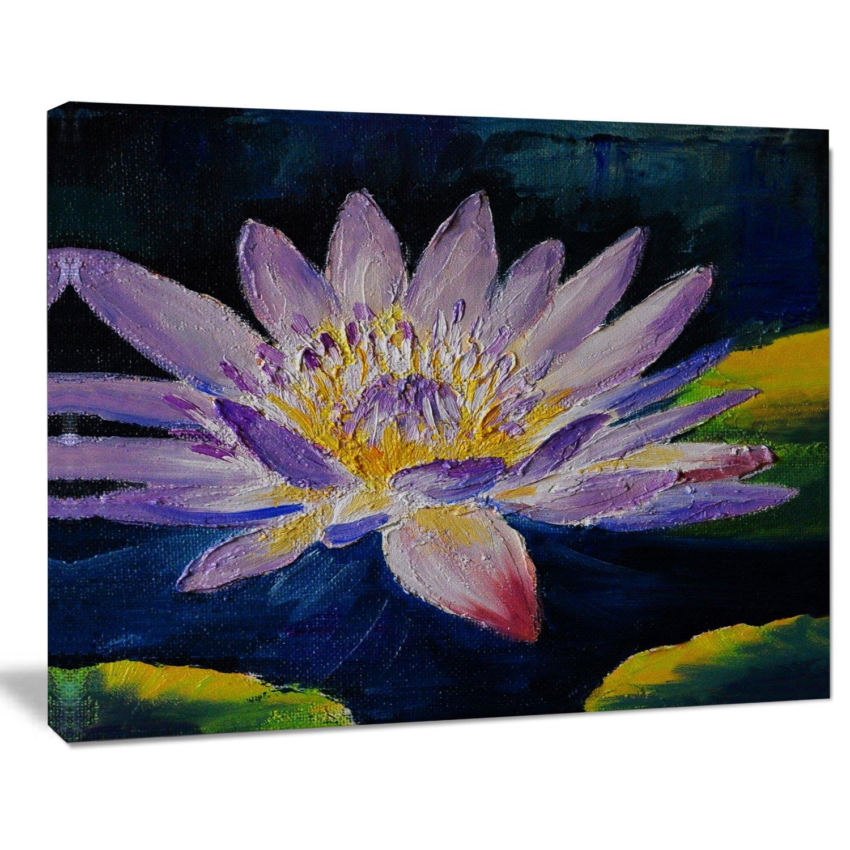 Amazon purple lotus flower floral on canvas art wall photgraphy amazon purple lotus flower floral on canvas art wall photgraphy artwork print posters prints izmirmasajfo
