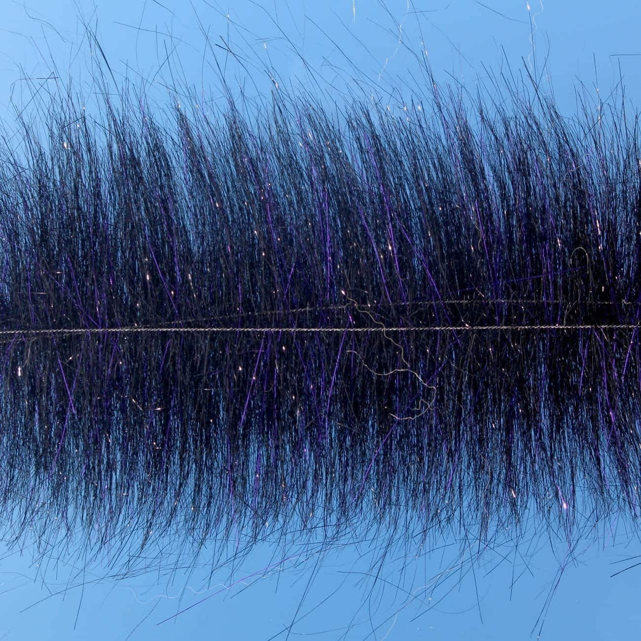 EP SPARKLE BRUSH HOLOGRAPHIC BLUE ENRICO PUGLISI  NEW FLY TYING DUBBING MATERIAL