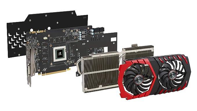 Amazon.com: MSI GAMING GeFroce GTX 1080 Ti 11GB GDRR5X DirectX 12 352-bit VR Ready Graphics Card (GTX 1080 TI GAMING X 11G) (Certified Refurbished): ...