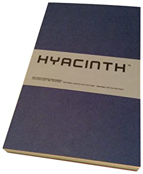 Hyacinth Pure Creative Notebook B7 4 X6 98 Multi Colored Pages